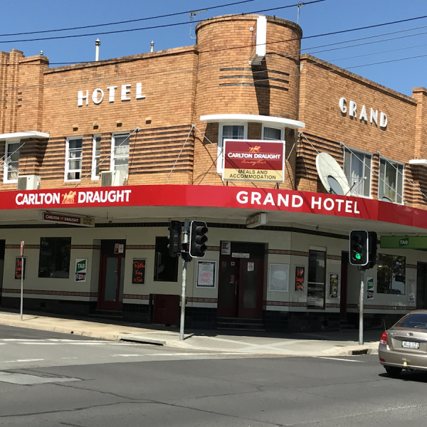 Grand Hotel In Bega New South Wales Pokies Near Me